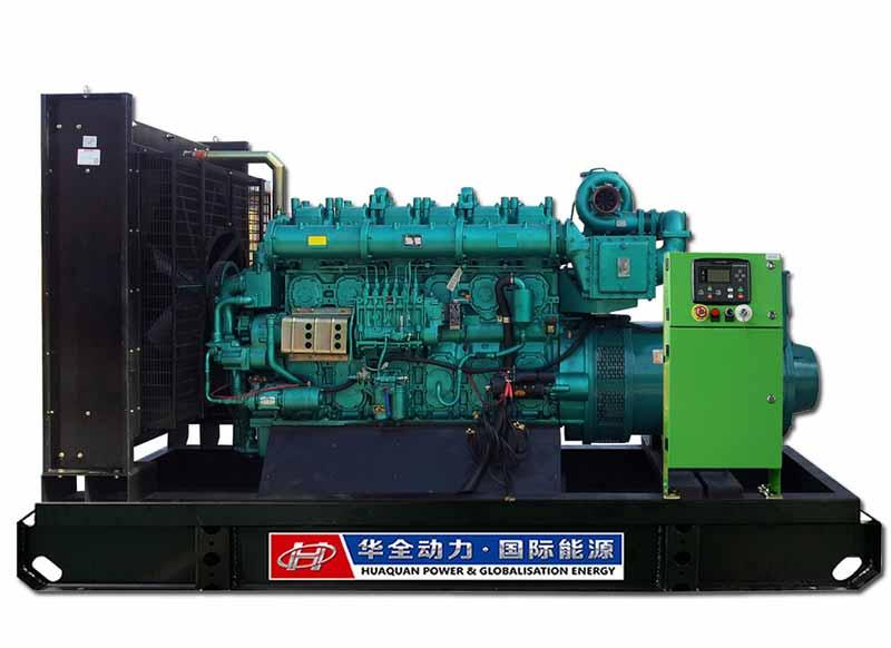 700kw玉柴发电机组