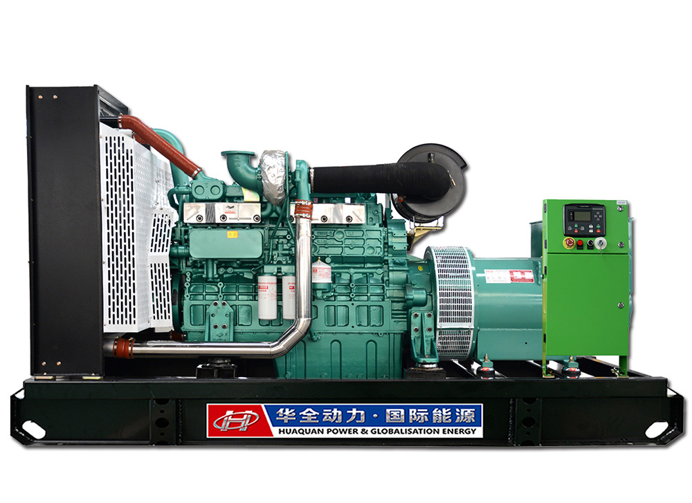 450kw玉柴发动机组