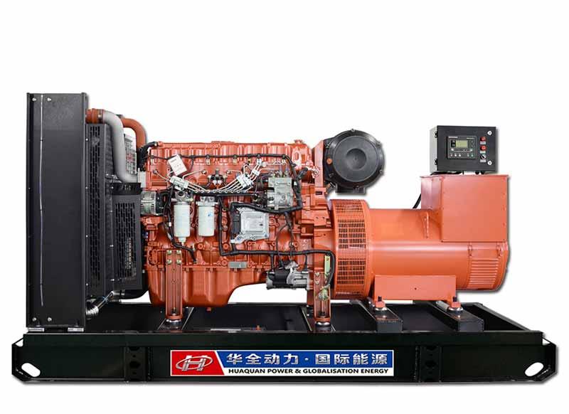 400kw玉柴发动机组