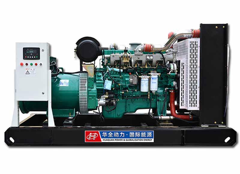 250kw玉柴发动机组
