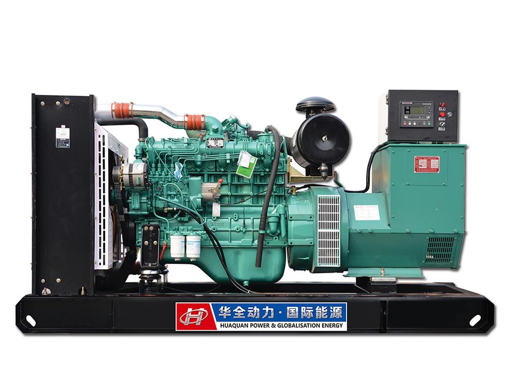 150kw玉柴发动机组